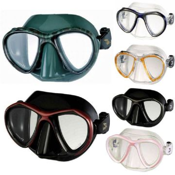 IST - BlueTech Twin Lens Scuba Divining and Snorkelling Mask
